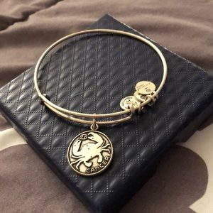 "Alex and Ani ""Cancer"" Zodiac Bangle"